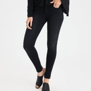 AE Super Soft Mid Rise Jeggings